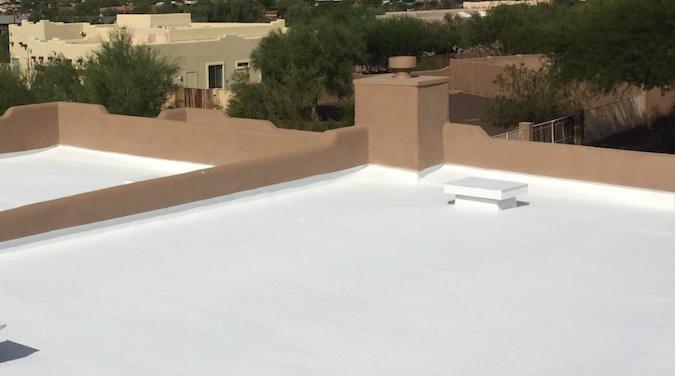 Casa Adobes Roof Repair