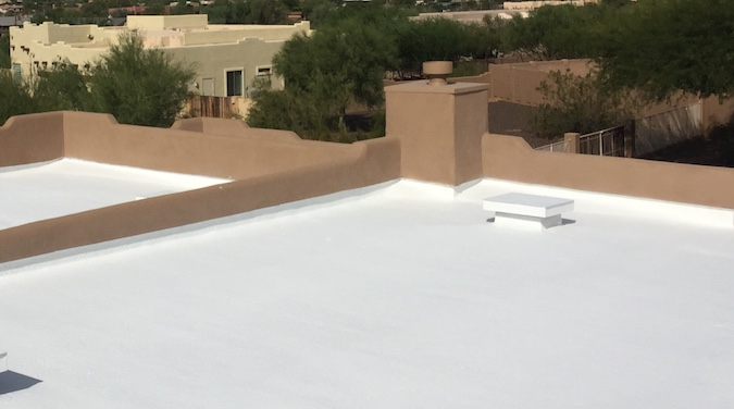 Casa Adobes Roof Repair