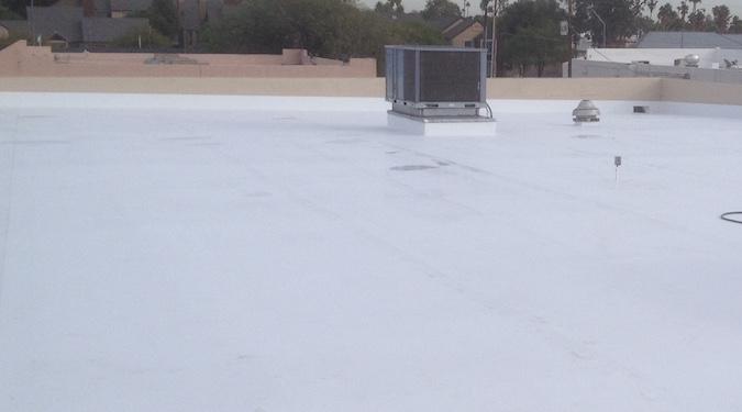 Tucson Flat Roof Repair