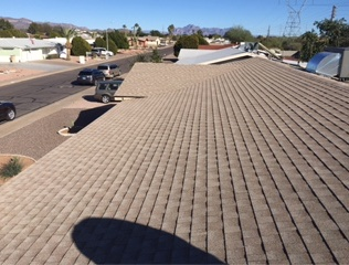 Tucson Roof Installation Contractors