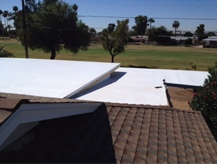 Tucson Flat Roof Repair Contractors