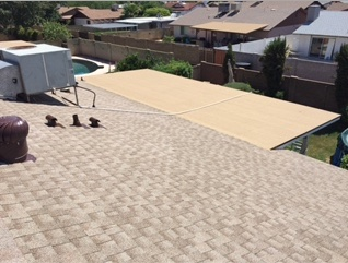 Tucson Shingle Roof Repair Contractors