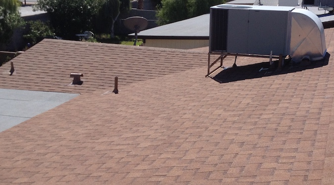 Tucson Shingle Roof Repair